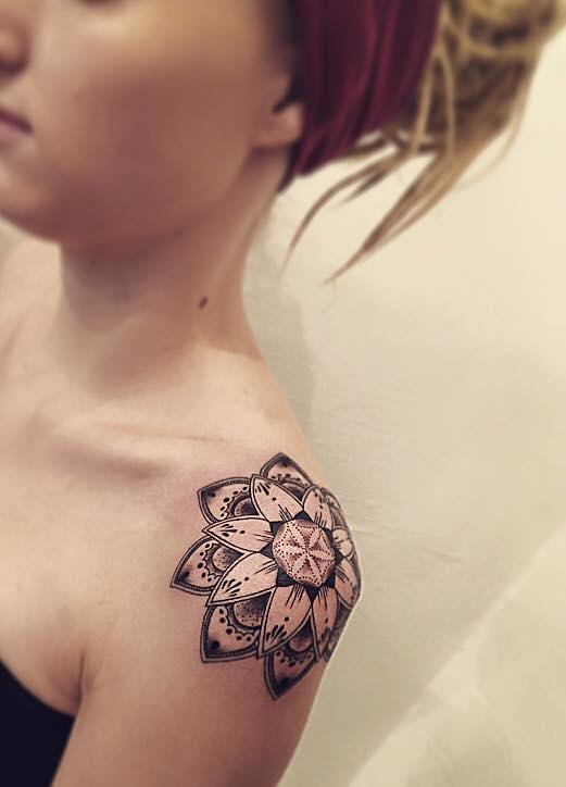 Mandala Kann Das Nicht Fast Jeder Tattoo Bewertung De