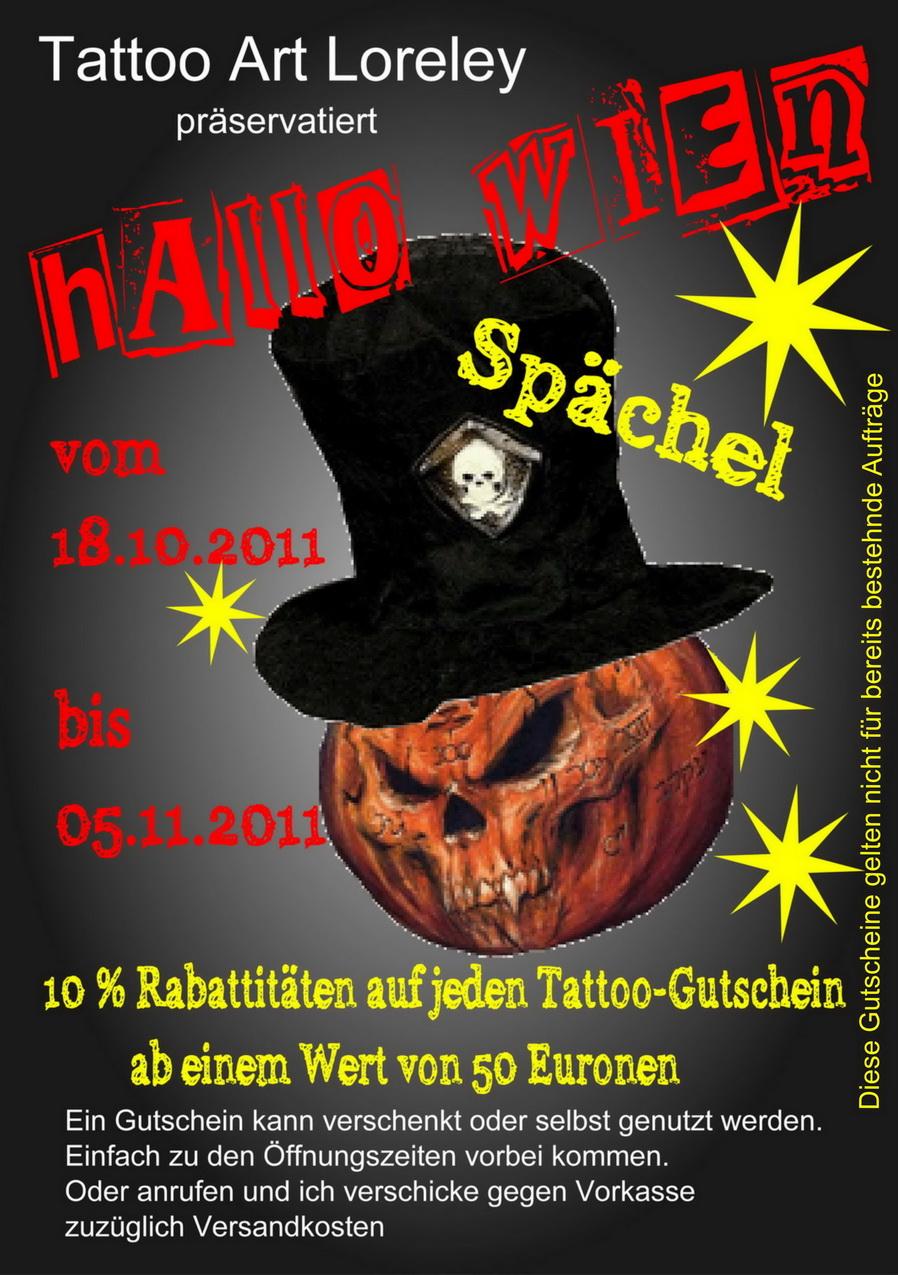 Hallo Wien Spachel Tattoo Bewertung De