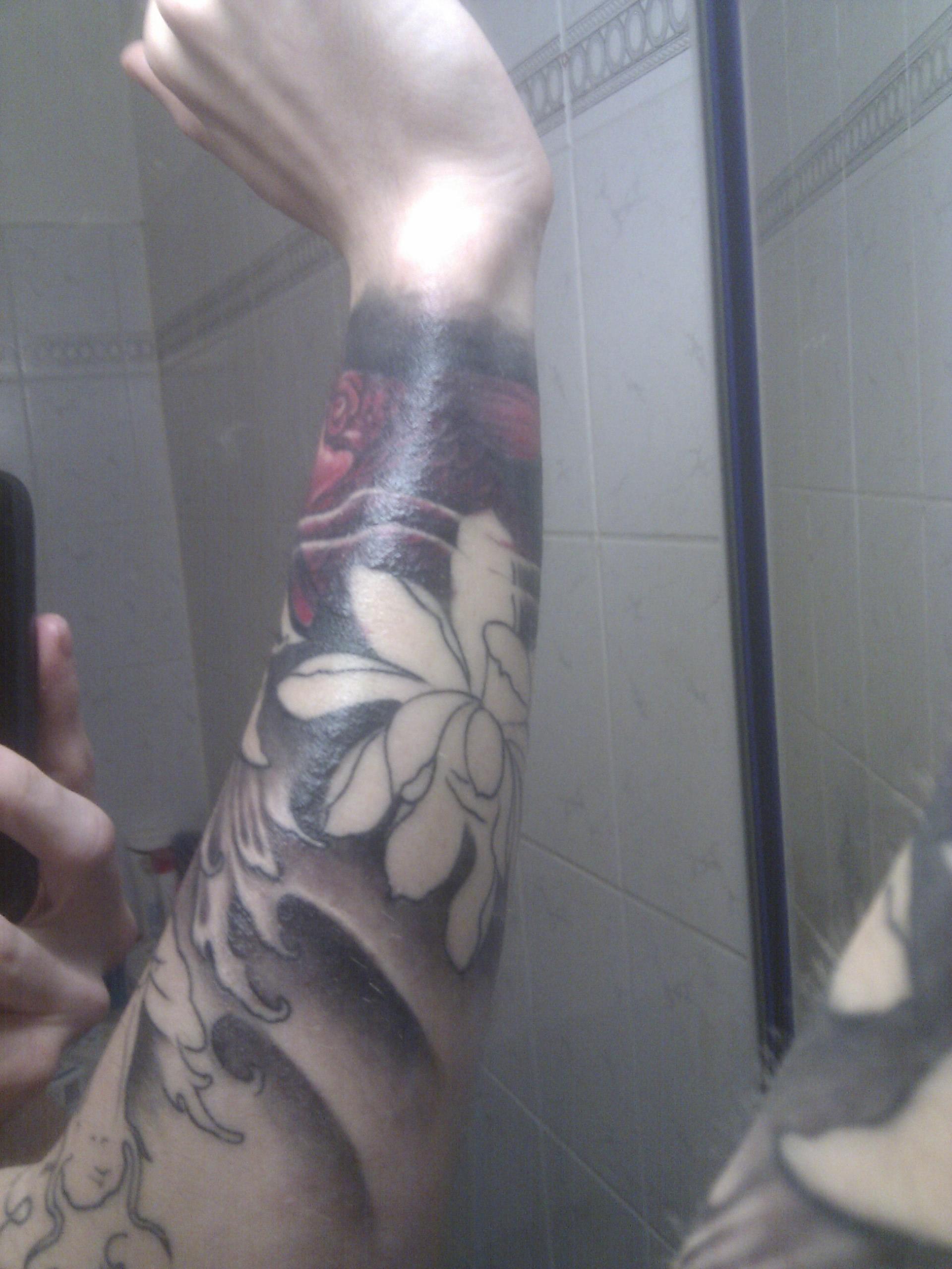 Haut Bekommt Kleine Blasen Tattoo Bewertungde