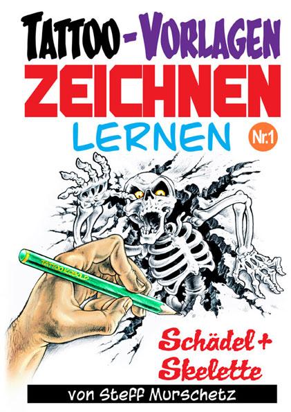 Tattoo-Vorlagen zeichnen lernen mit Steff Murschetz   Tattoo ...