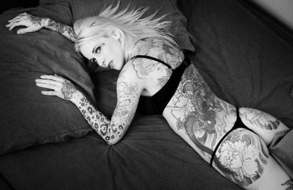 Viele Tattoo-Bilder! Ich hoffe, euch hat´s gefallen.
