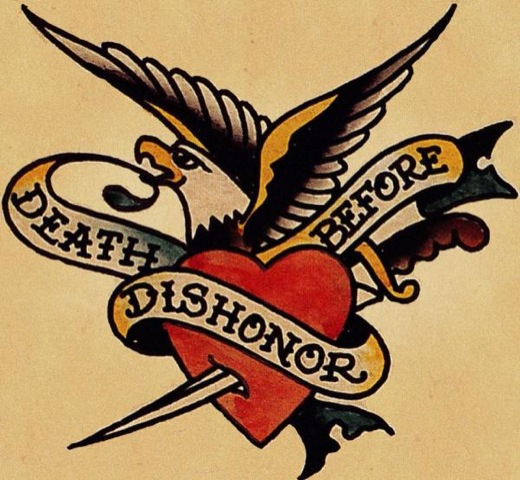 sailor jerry: tattoo adler