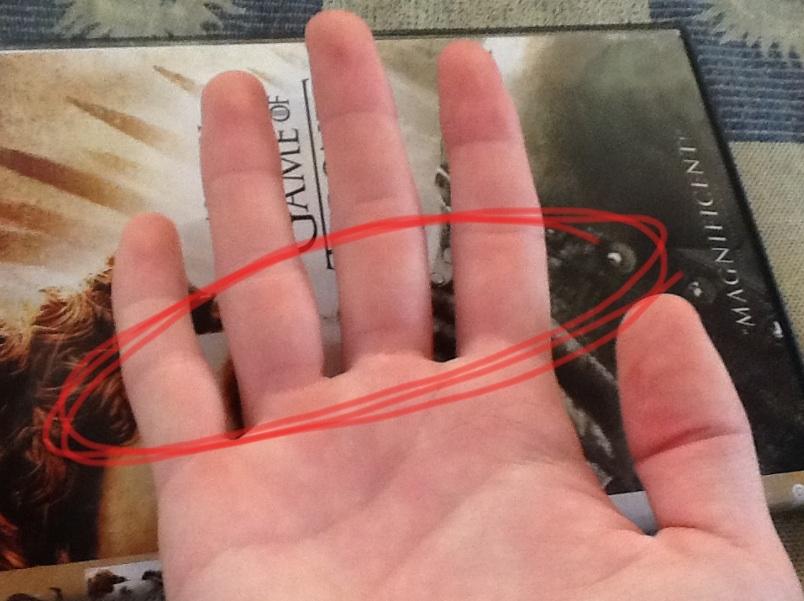 Haltbarkeit Von Tattoos Auf Der Handinnenfläche Tattoo Bewertungde