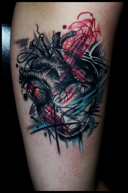 gaboa-Tattoo: Herz
