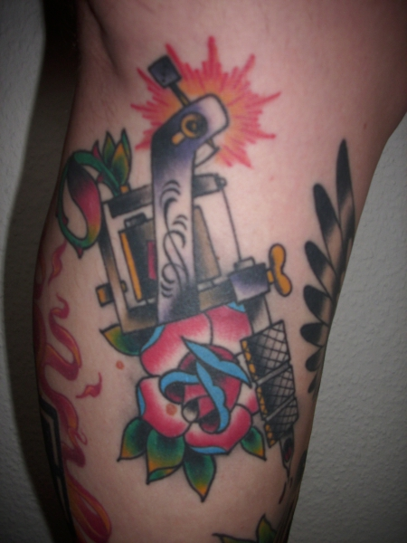 Tattoo Maschine