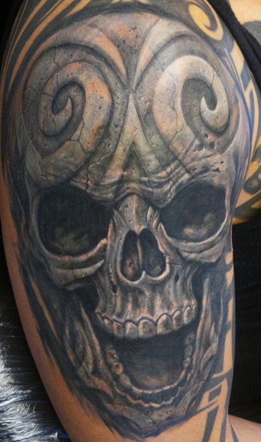 cover up von tribal