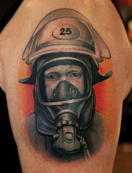 Feuerwehrmann 3 Platz Con Kiel :)