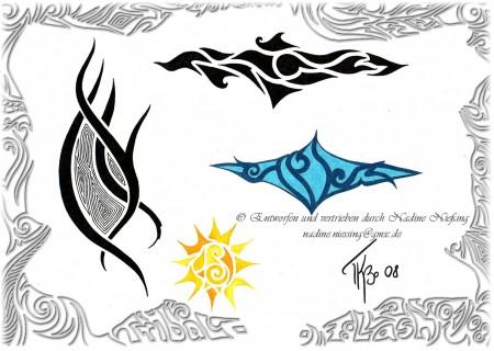 Tribal Flash 04.01.08