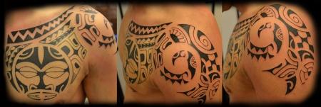 maori tatau