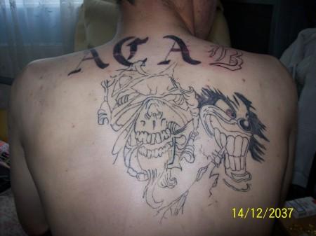 Schulter -Tattoos | Tattoo-Bewertung.de | Lass Deine Tattoos bewerten