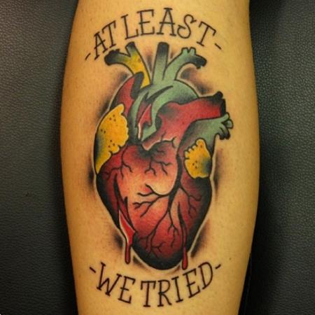 Beste Unterschenkel - Tattoos | Tattoo-Bewertung.de | Lass Deine ...
