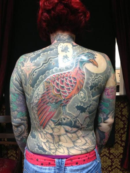 Rücken. Stand Juni 2013