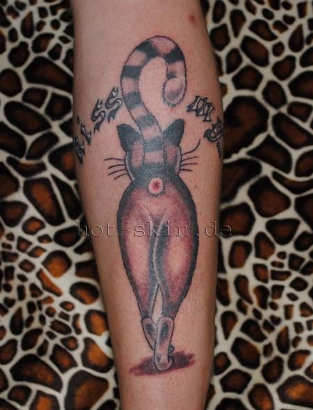 spontan geblasen tattoo leck mich