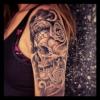 Muerte Skull by Tony Kreutz