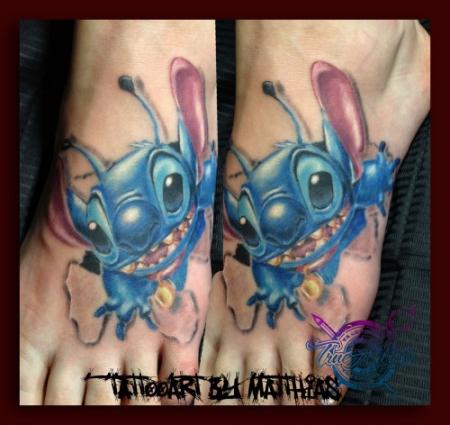 Stitch !!
