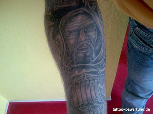 thor-Tattoo: 262