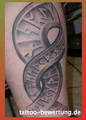 rune-Tattoo: 395