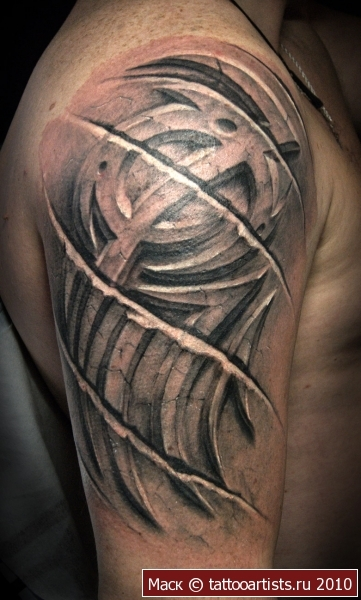 tribal-Tattoo: tribal