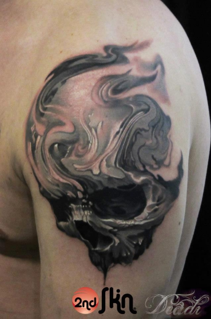 Skull by Deadi
