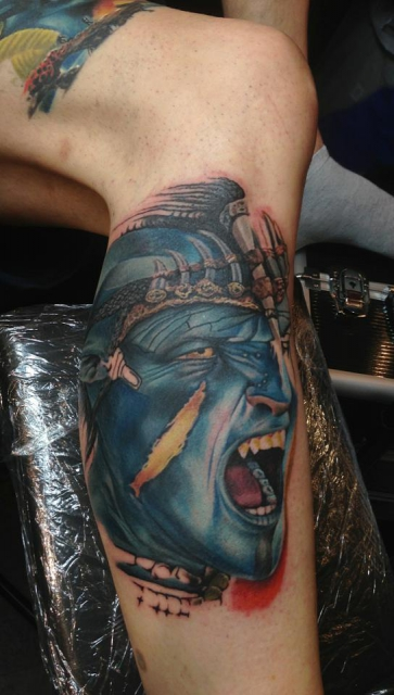 AVATAR Sleeve Part 3