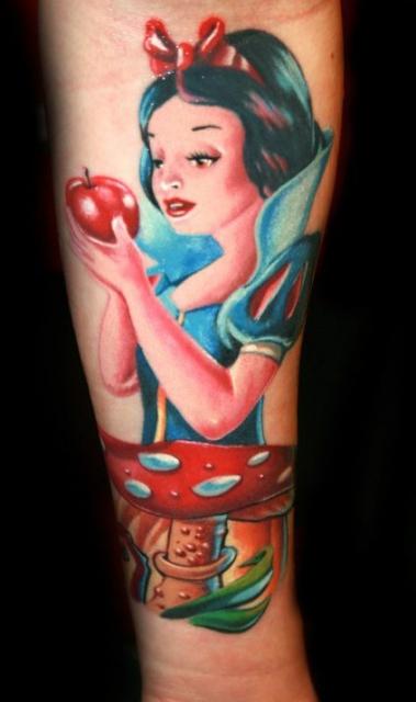 Tattoo Peppi