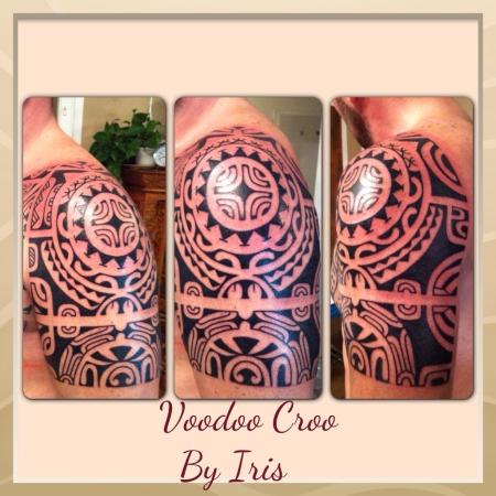 Tahiti Tattoo, polynesian tattoo, marquesan Tatoo
