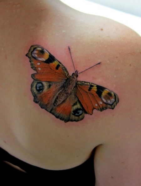 Schmetterling-Tattoo: ..ButterFly55..