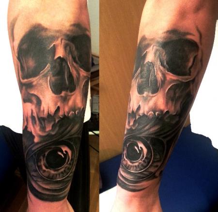 Skull Tattoos Und Skullbilder