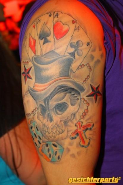 rockabilly-Tattoo: mein neues, neues leben