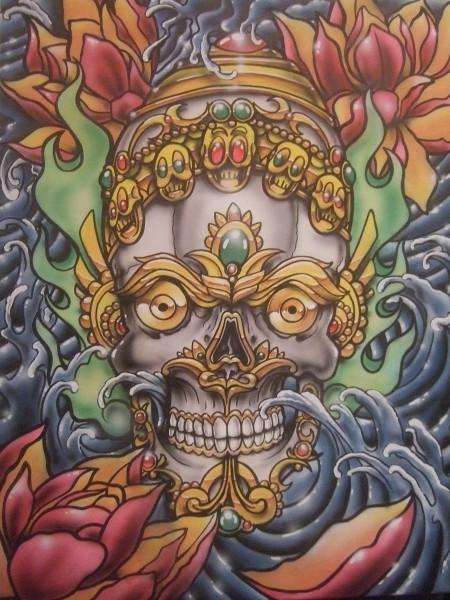 tibet tony