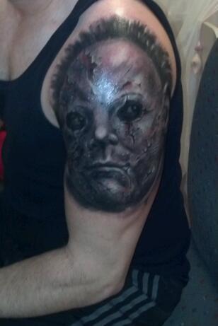 Mein Tattoo von der Convention letzten Samstag in Karlsruhe