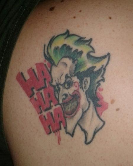 Joker (Arkham Asylum/City)