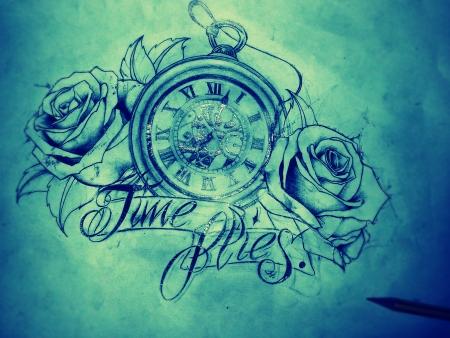 Zweite Zeichnung