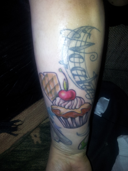 Muffin :)