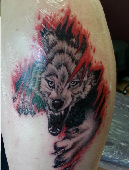 hier mal einen wolf