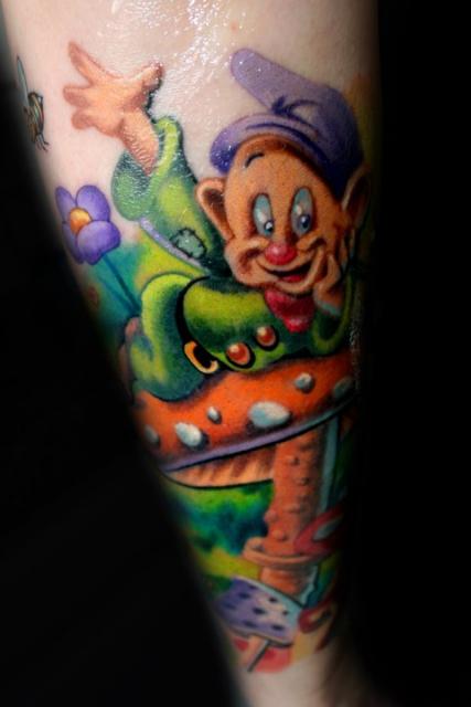 disney-Tattoo: ...