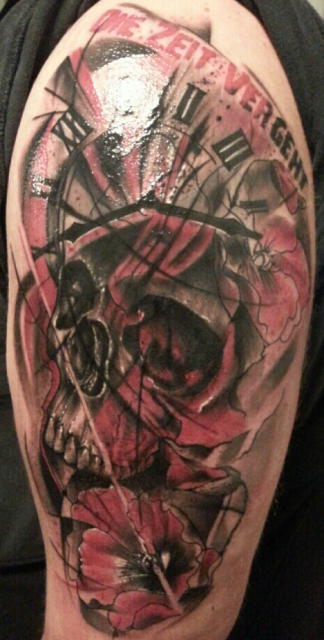 frisches Cover up :)