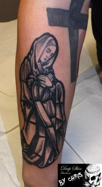Madonna_start Christ. sleeve