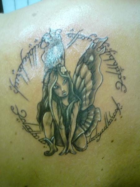 Tattoo meiner Mutter
