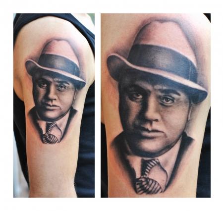 """Al """"Scarface"""" Capone"""