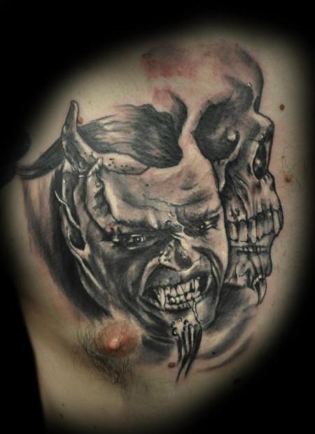 Death & Devil