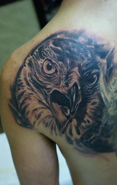 Tattoo by Zoltan