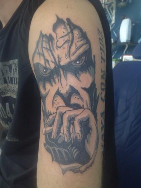onkelz-Tattoo: onkelz