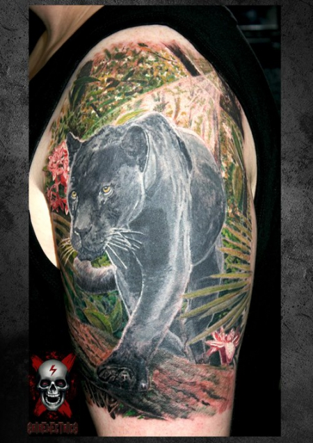 black Jaguar half sleeve (final)