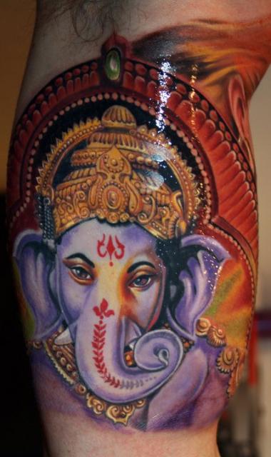 ganesha-Tattoo: ...