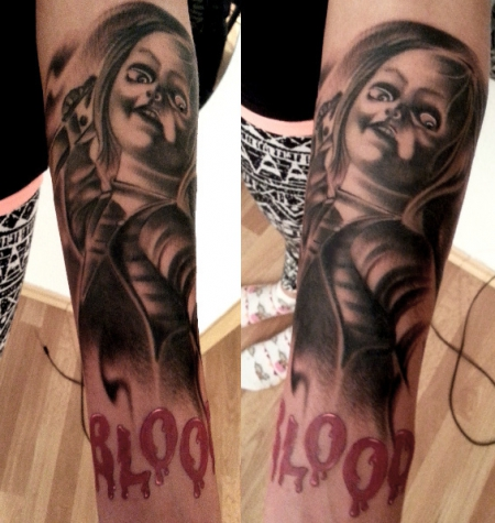 voodoo-arm
