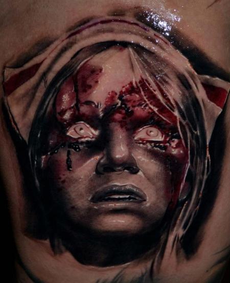 the red nurse