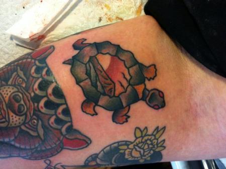Traditionell - Schildkröte -