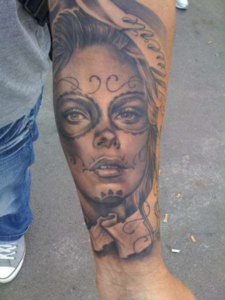 Tattoo von Mr.Mike bei Ebay