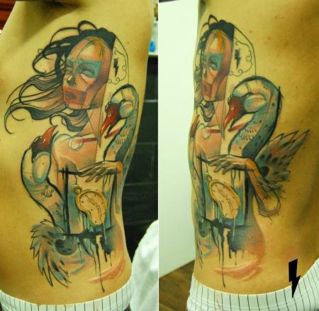 dali-Tattoo: ...